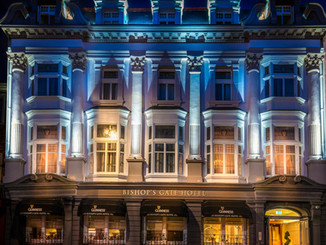 Stratospheric success for Northern Ireland hotel industry