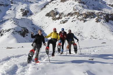 Mountain Tour Santiago - cajon del maipo