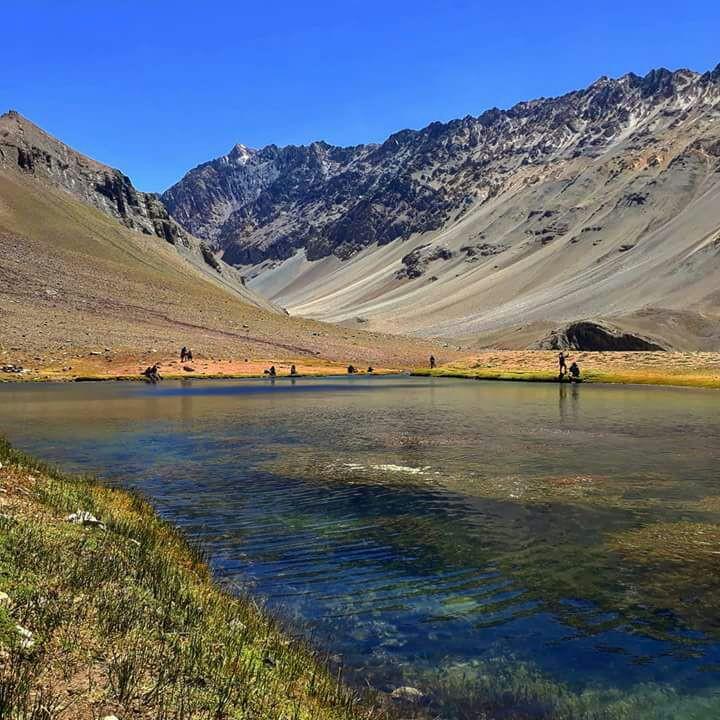 Hiking Laguna de Los Patos