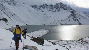 Mountain tours Cajón del Maipo