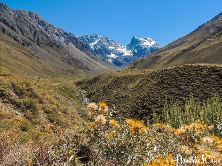 A Cordilheira dos Andes