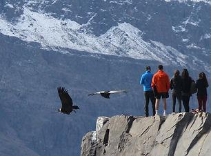Mountain tours Santiago Chile