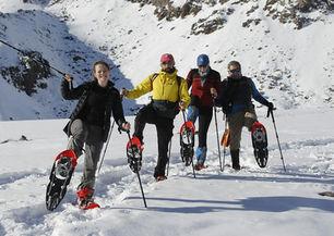 Mountain tour Santiago Chile