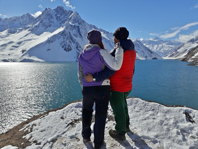tour embalse del yeso