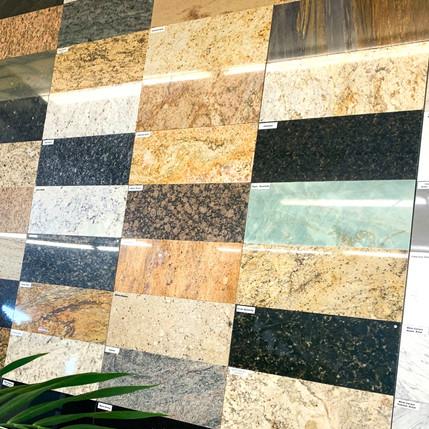 Granite & Quartz Slabs