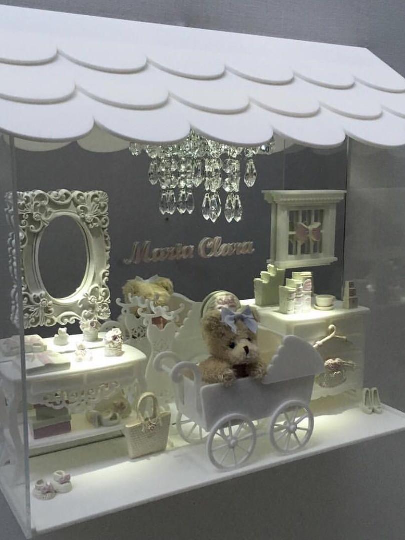 Porta Maternidade Acrílicos Curitiba