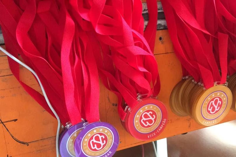 Medalhas e Troféu Troféu Acrílicos Curitiba