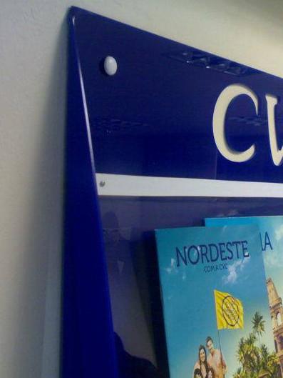 CVC Placas Acrílicos Curitiba
