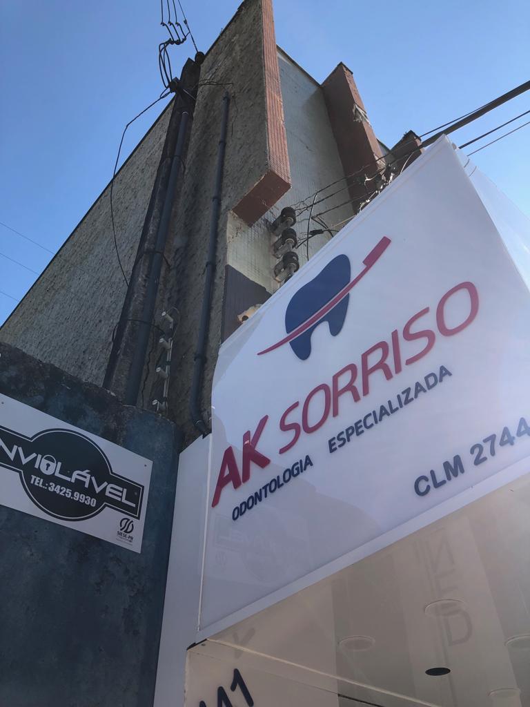 AK Sorriso Placas Acrílicos Curitiba