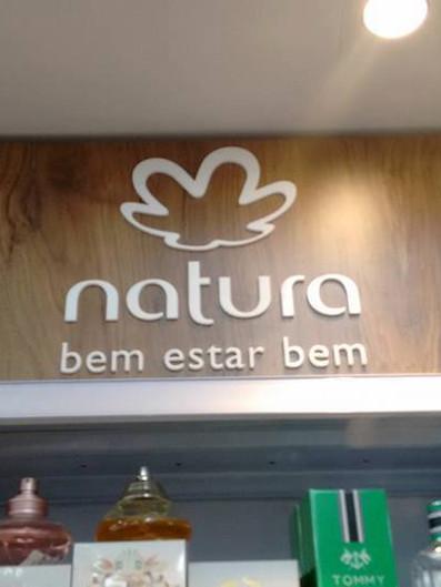 Natura Fachada Acrílicos Curitiba