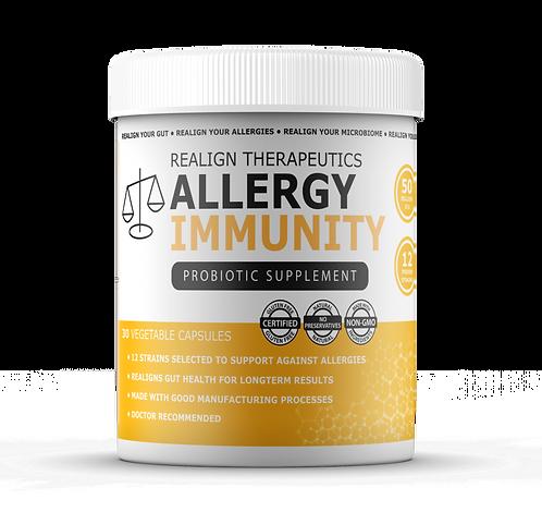 Allergy Immunity Probiotic