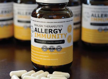 Allergy Immunity Probiotics are here!