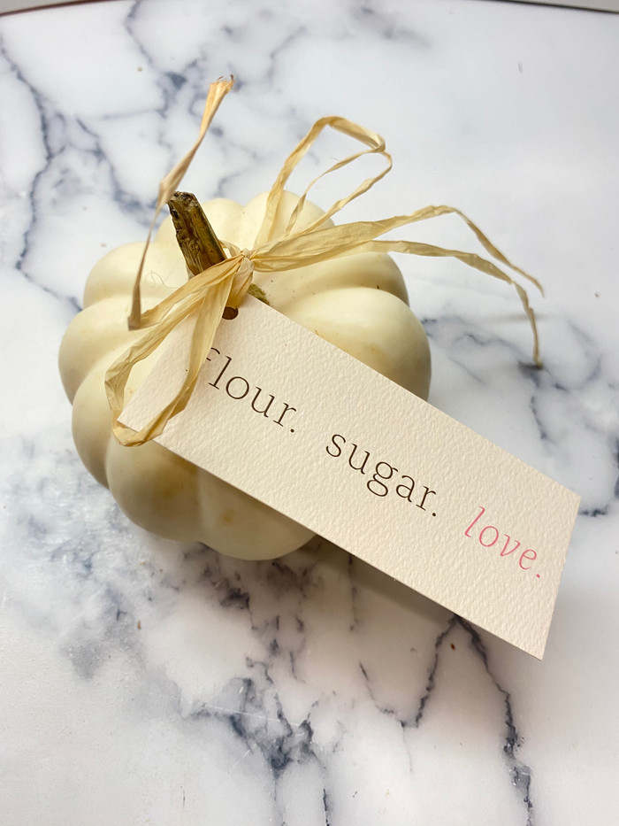Flour Sugar Love