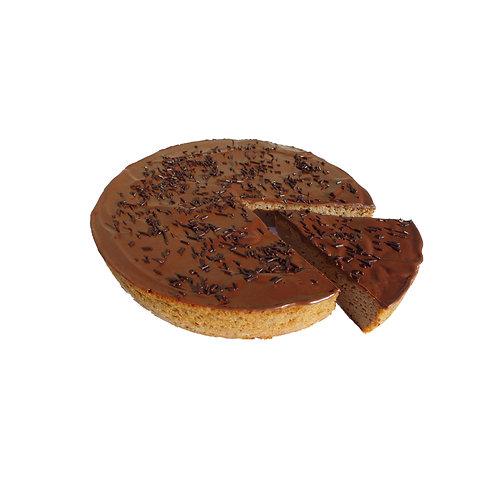 TORTA DE CASTAÑAS CHOCO