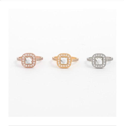 Halo Fashion Ring