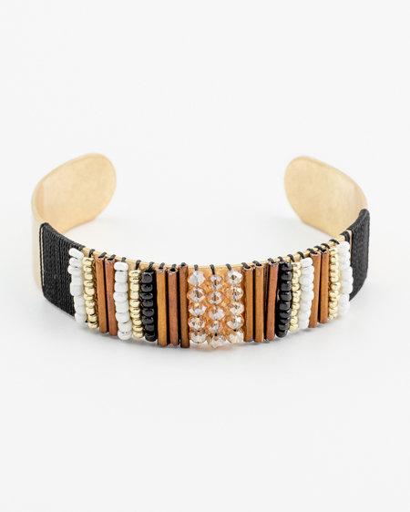 Moroccan Fashion Cuff Bracelet