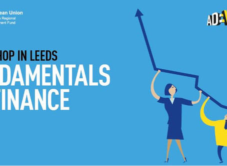 Fundamentals of Finance Workshop – Leeds