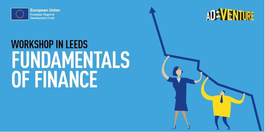 Leeds, ad:venture, start ups, starting a business, entrepreneurs, finance