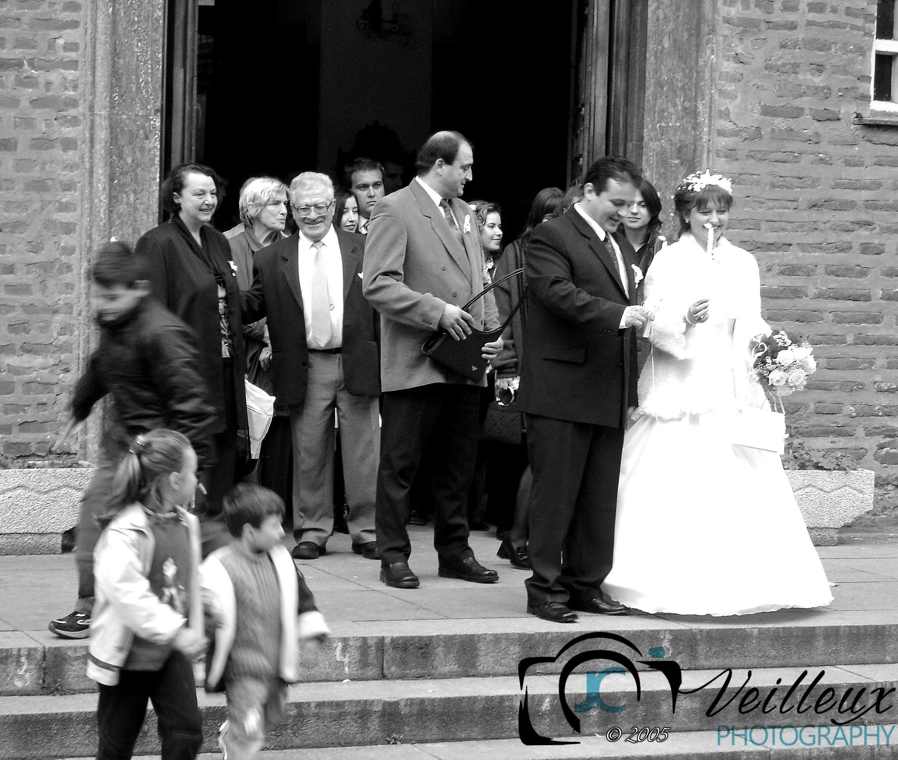 Wedding No. 1