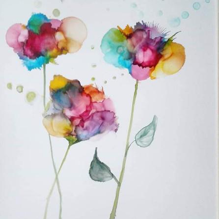 Flowers That Heal Series
