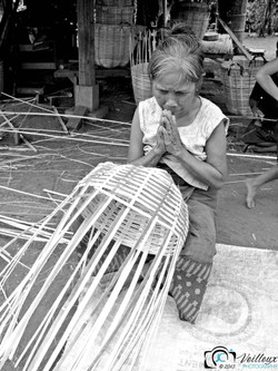 Basket Weaver No. 2