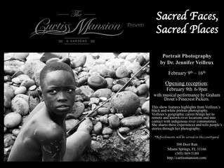 Upcoming Photography Show & Opening Reception