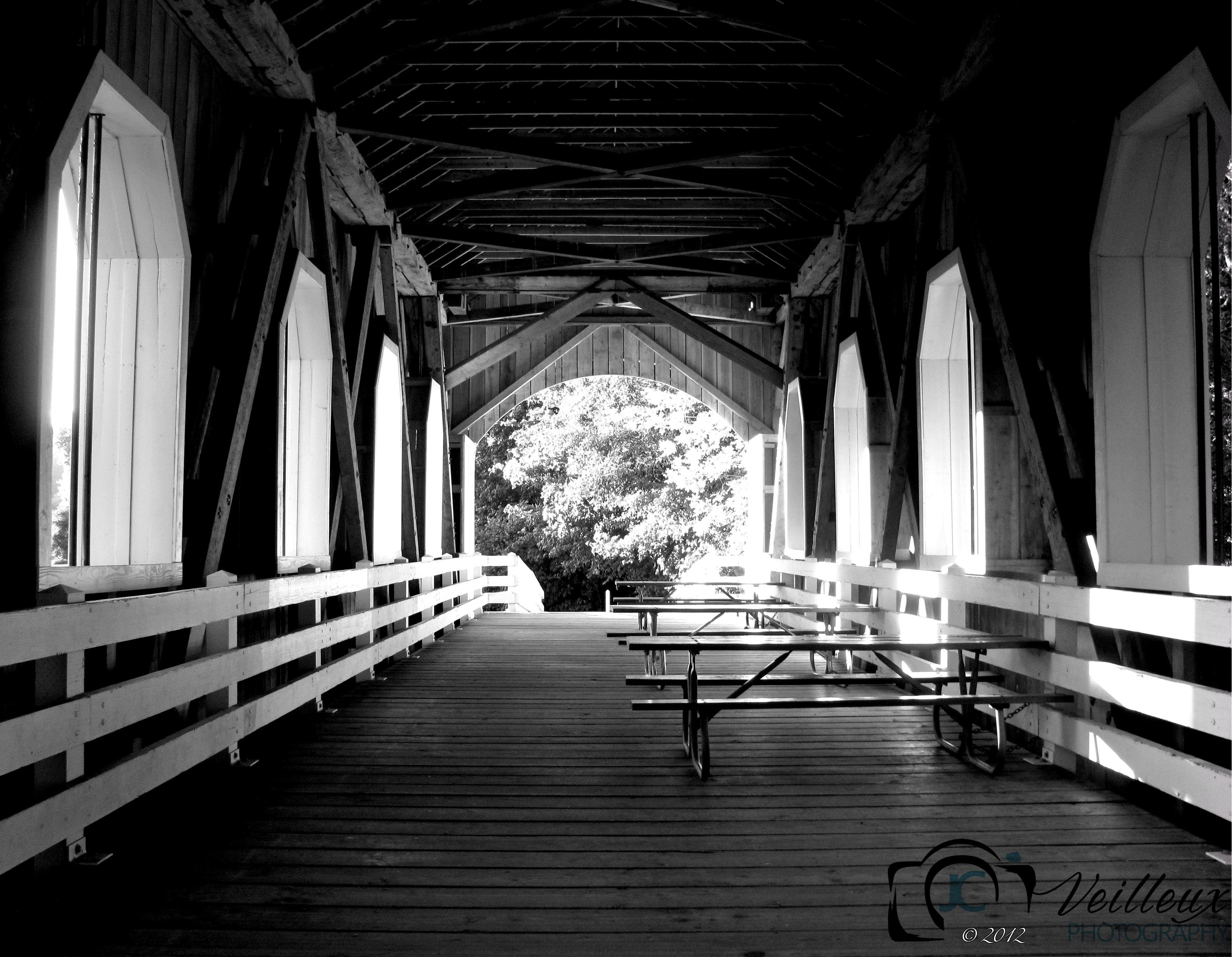 Covered Bridge No. 1