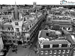 Cambridge from on High No. 1