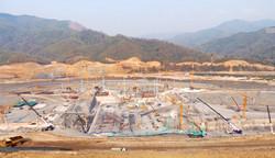 Xayaburi Dam Project 2013