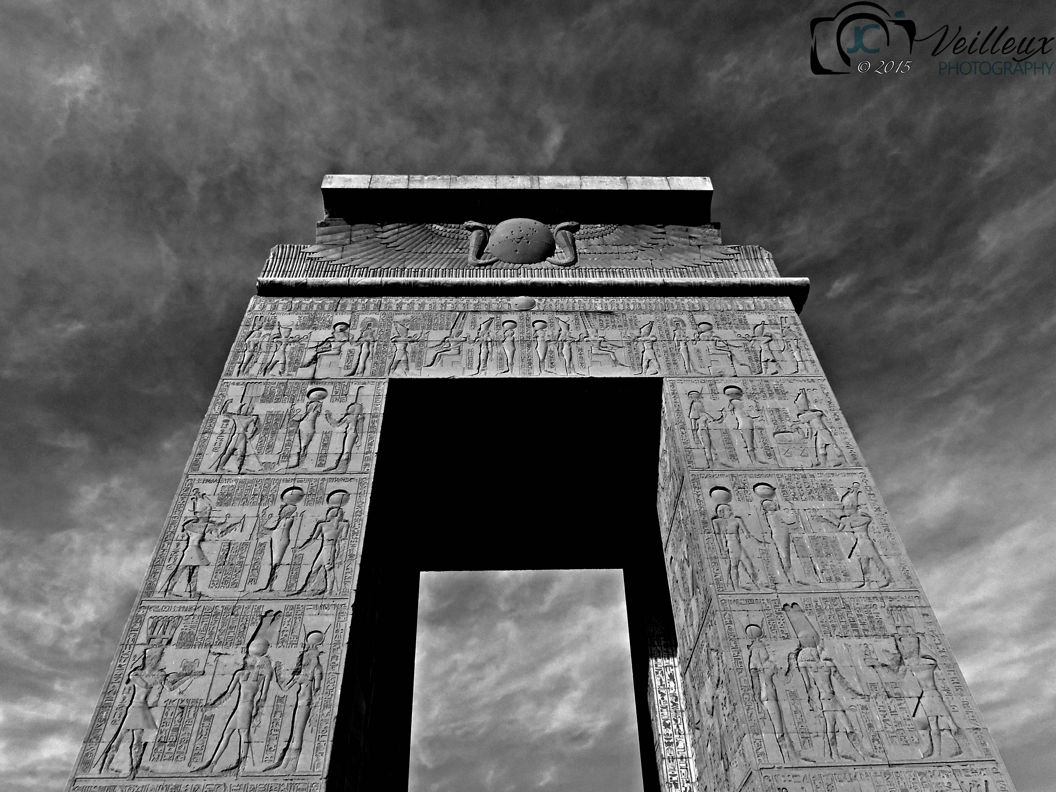 Gate of Ptolemy III No. 1