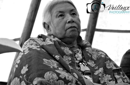 Faith Spotted Eagle, Ihanktowan
