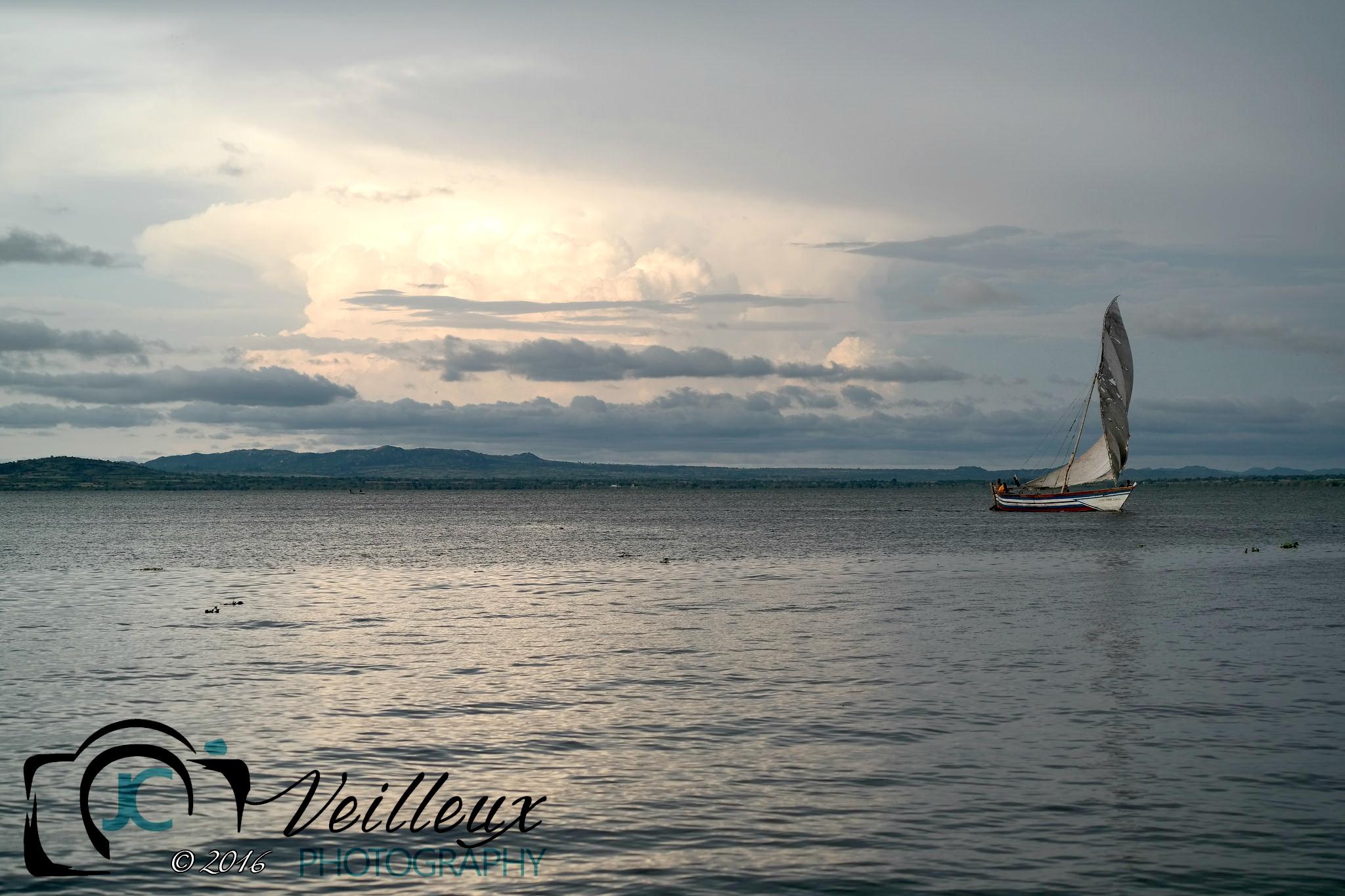 Lake Nyanza Fisherman's Boat