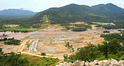 Grand Ethiopian Renaissance Dam 2012