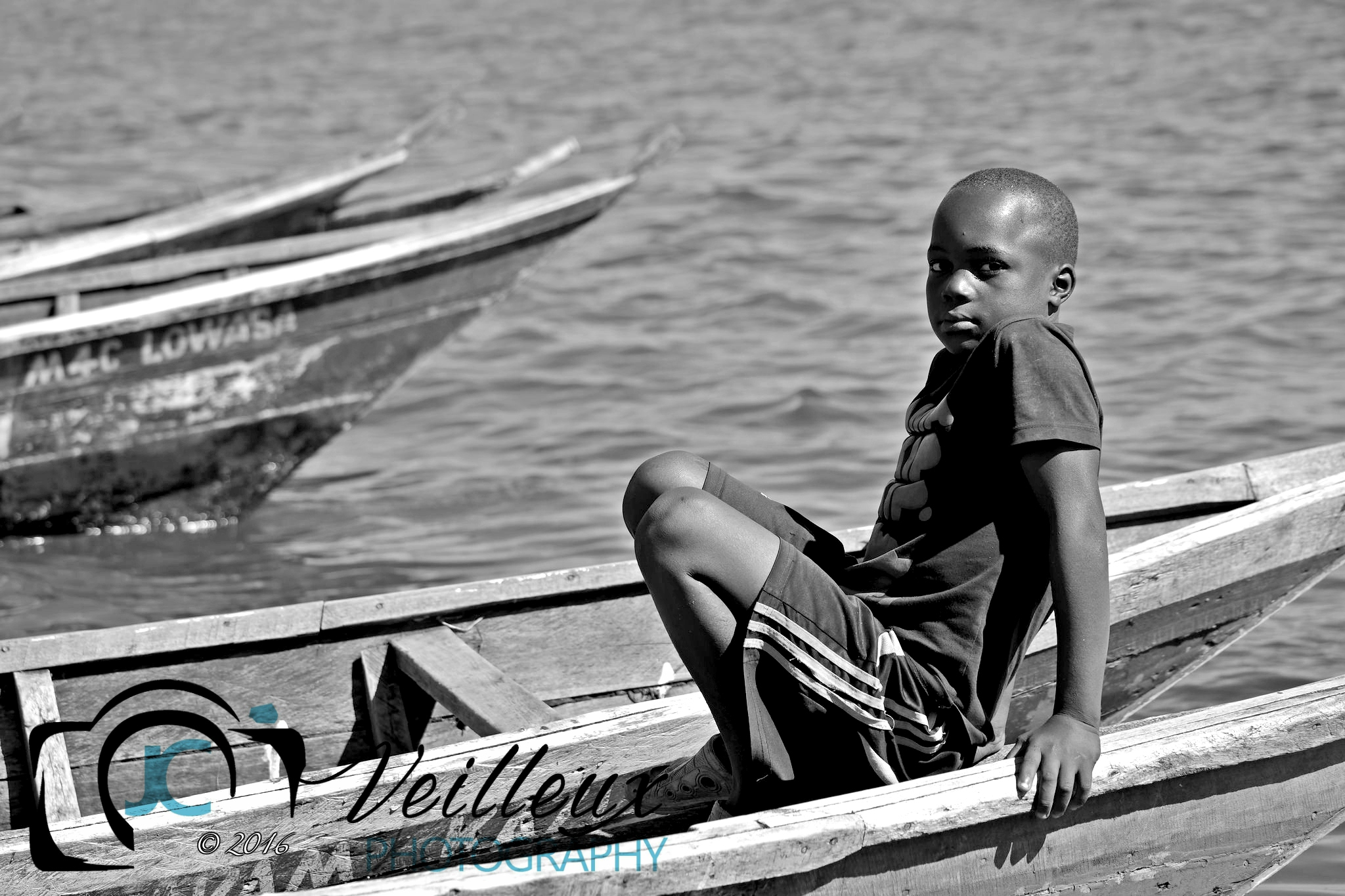 Lake Victoria Swimmer No. 4