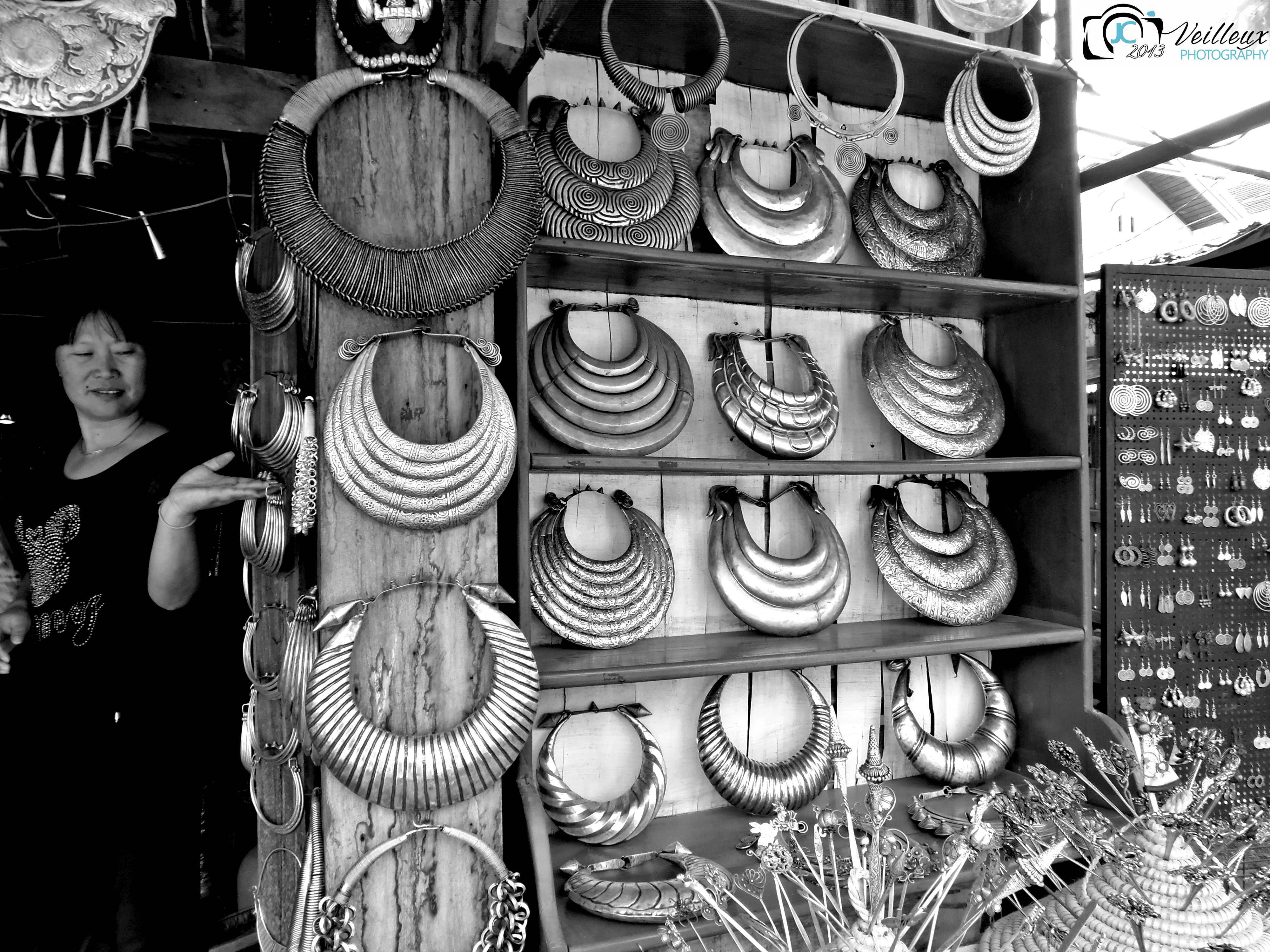 Mountain Tribe Artifacts Shopkeeper