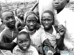 Gumuz Children No. 1
