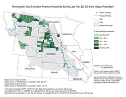 Native American Households <$25K