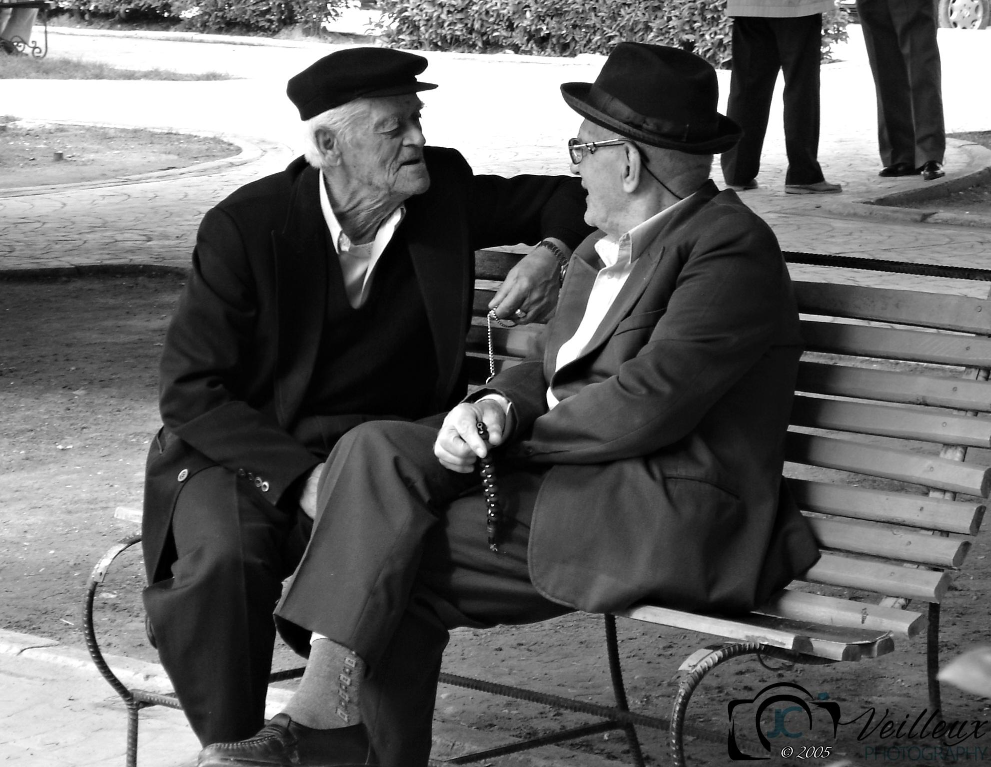 Elders Conversation No. 1