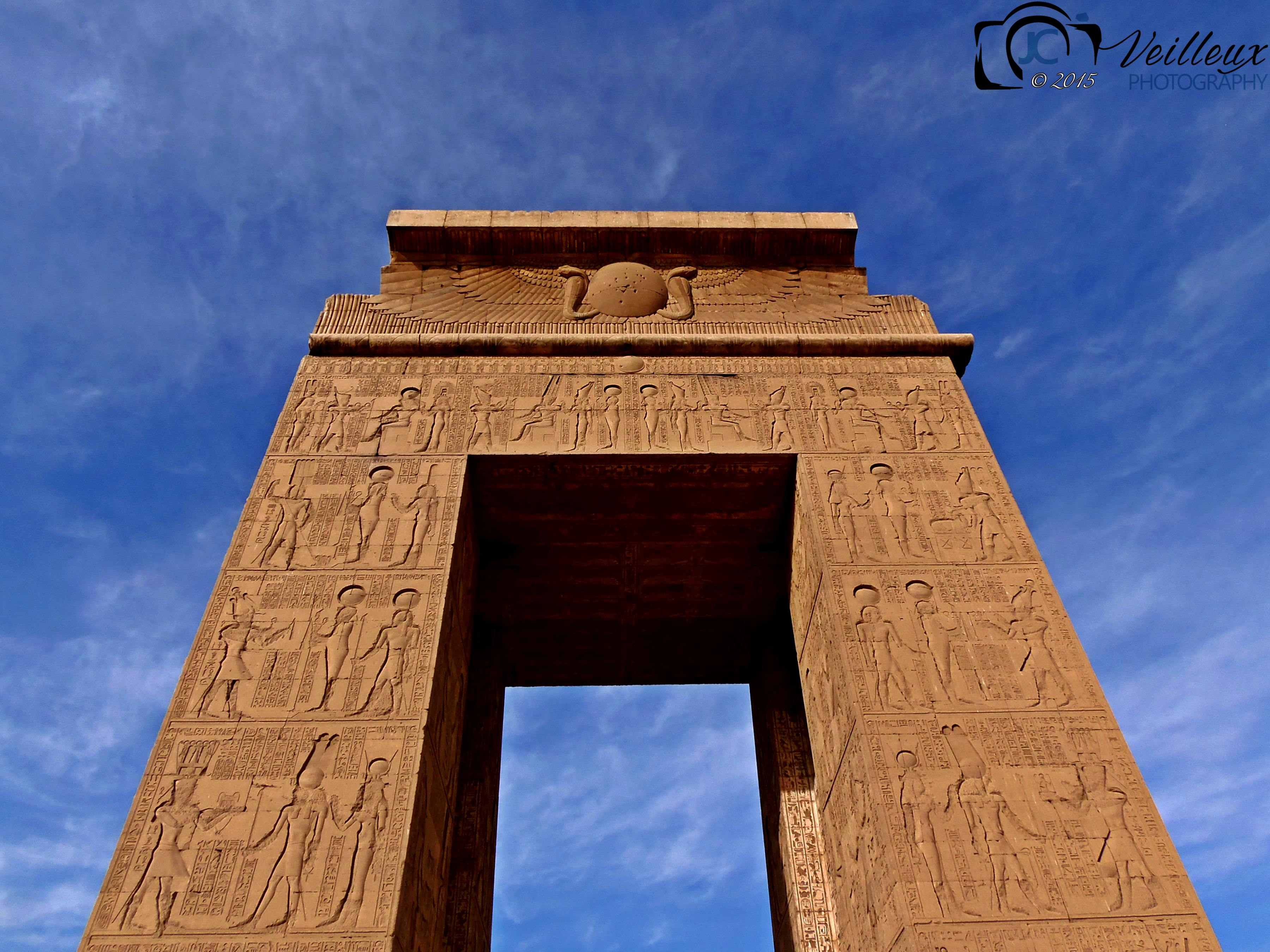 Gate of Ptolemy III No. 2