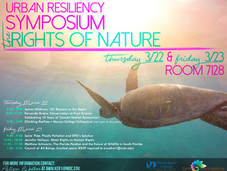 Speaking Engagement on Water Rights in South Florida