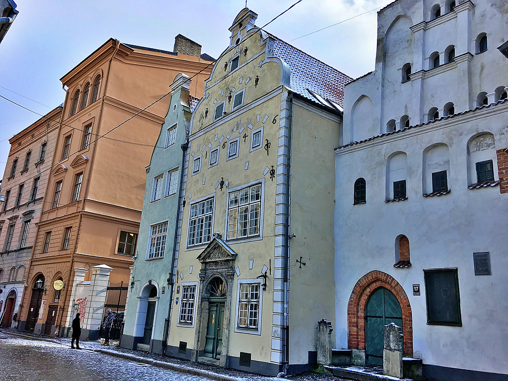 24 hours in riga