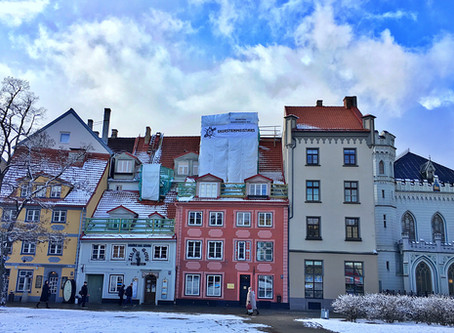 How to spend your 24 hours in Riga, Latvia