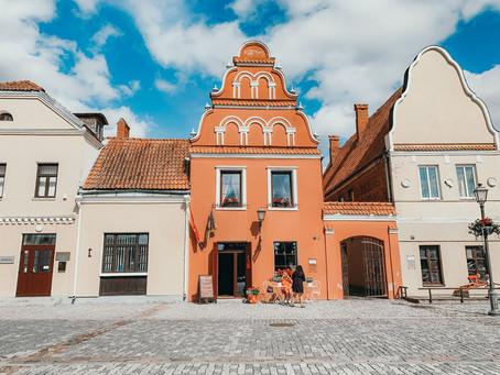 Undiscovered day trip from Vilnius: Kedainiai