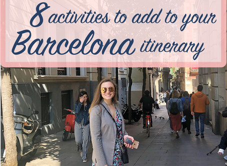 8 activities to add to your Bachelorette in Barcelona itinerary
