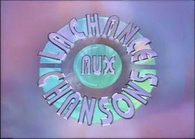 """Photo du logo de l'émission """"La Chance aux Chansons""""."""