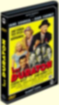 "DVD du film ""Les Duraton"""