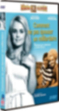 """DVD du téléfilm """"Comment ne pas Épouser un Milliardiare""""."""