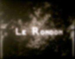 """Image du générique de """"Le Rondon""""."""