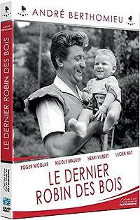 """DVD du film """"Le Dernier Robin des Bois""""."""
