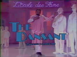 """Photo de l'émission """"Thé Dansant""""."""